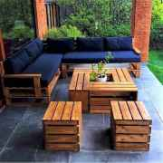 60 Stunning DIY Projects Pallet Sofa Design Ideas (39)