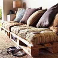 60 Stunning DIY Projects Pallet Sofa Design Ideas (4)