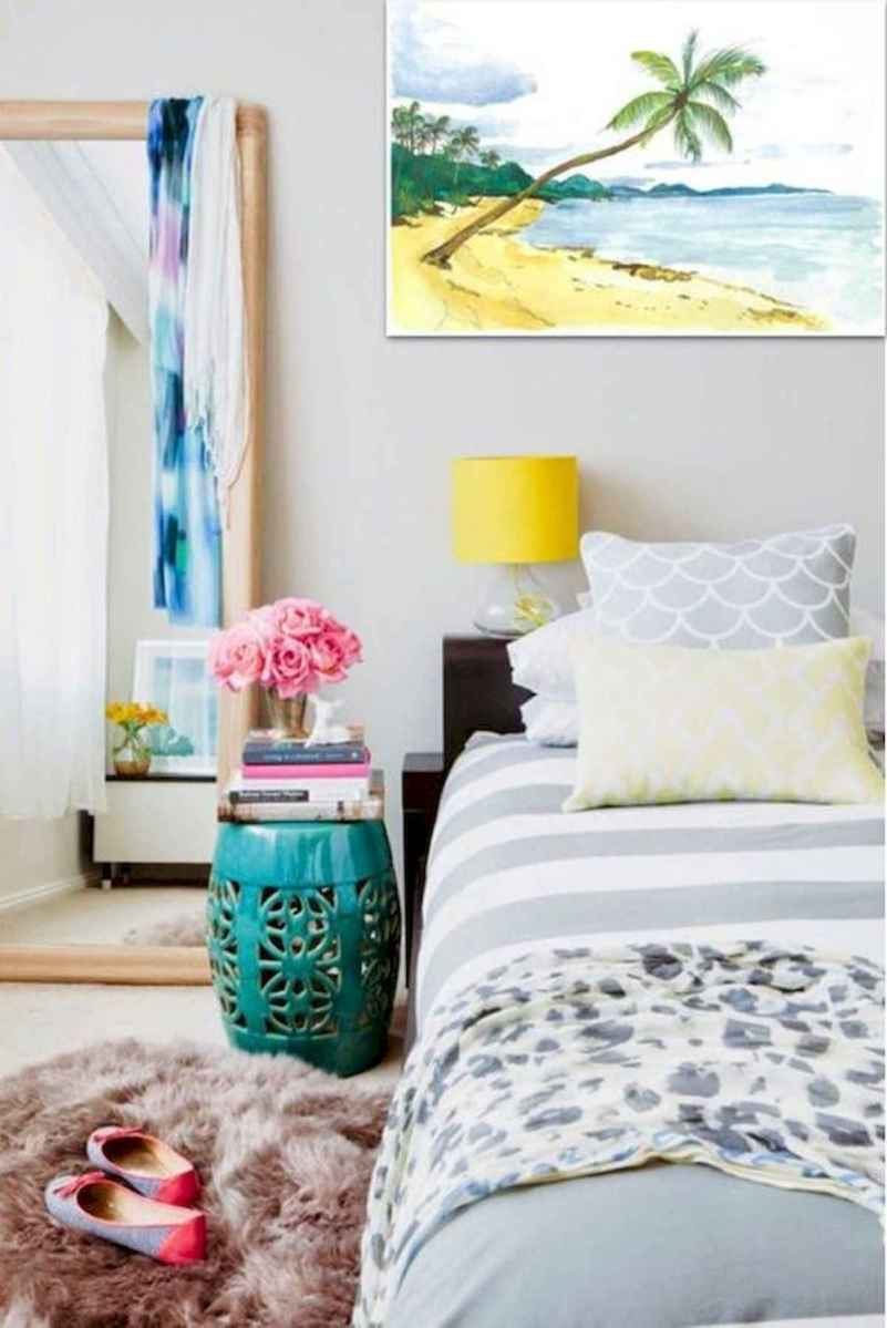 70+ Amazing Colorful Bedroom Decor Ideas And Remodel for Summer Project (18)