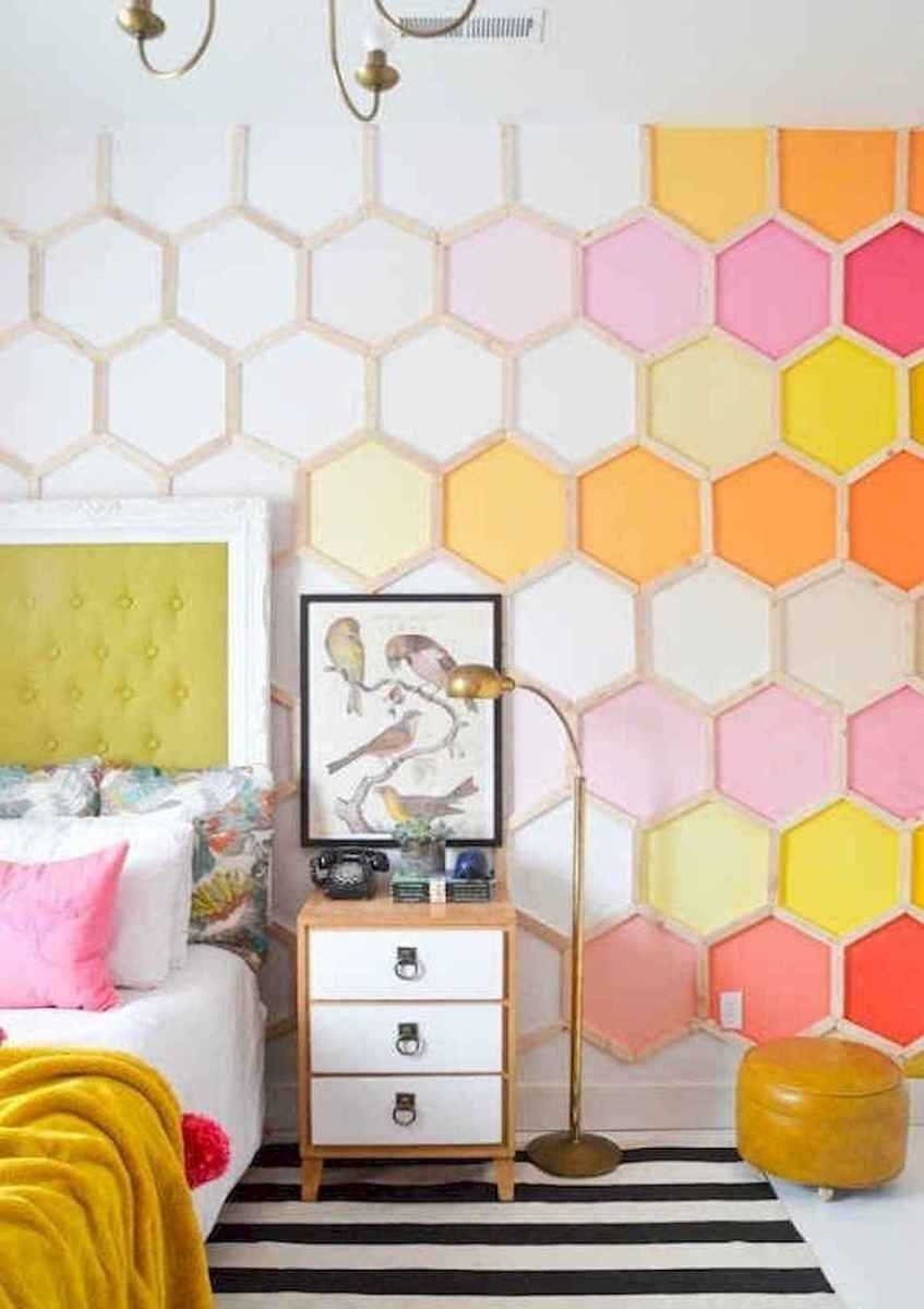 70+ Amazing Colorful Bedroom Decor Ideas And Remodel for Summer Project (40)