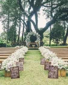 70 Beautiful Outdoor Spring Wedding Ideas (29)