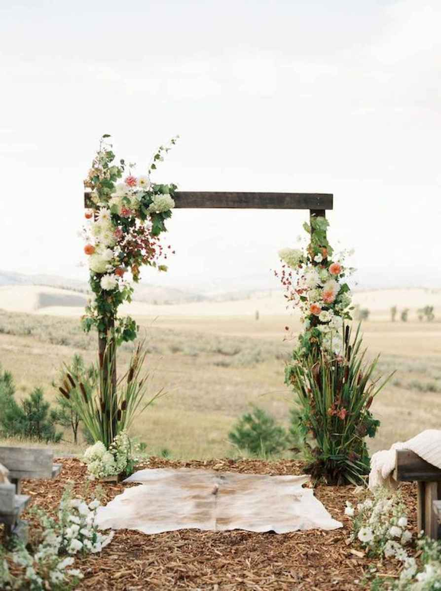 70 Beautiful Outdoor Spring Wedding Ideas (5)