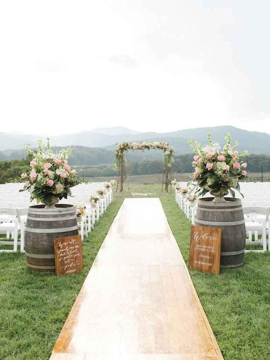 70 Beautiful Outdoor Spring Wedding Ideas (60)