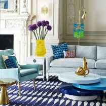 70 Fantastic Summer Living Room Decor Ideas (10)