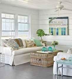 70 Fantastic Summer Living Room Decor Ideas (39)