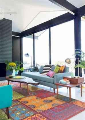 70 Fantastic Summer Living Room Decor Ideas (46)
