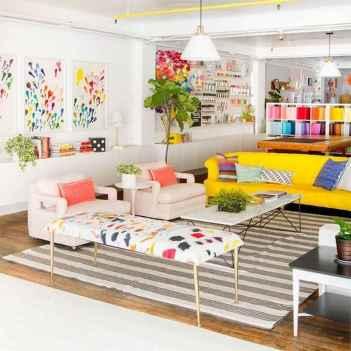 70 Fantastic Summer Living Room Decor Ideas (5)