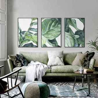 70 Fantastic Summer Living Room Decor Ideas (66)
