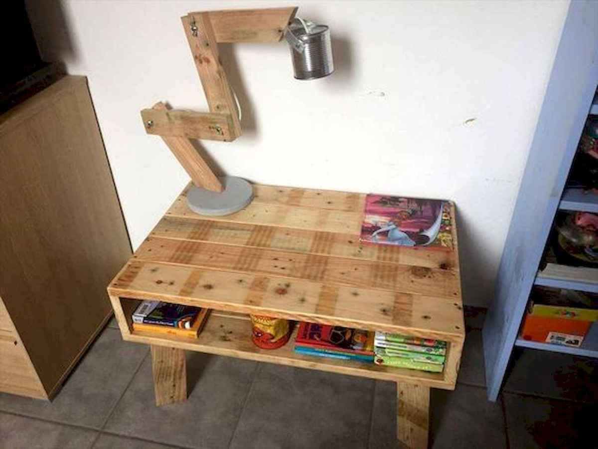 70 Suprising DIY Projects Mini Pallet Coffee Table Design Ideas (18)