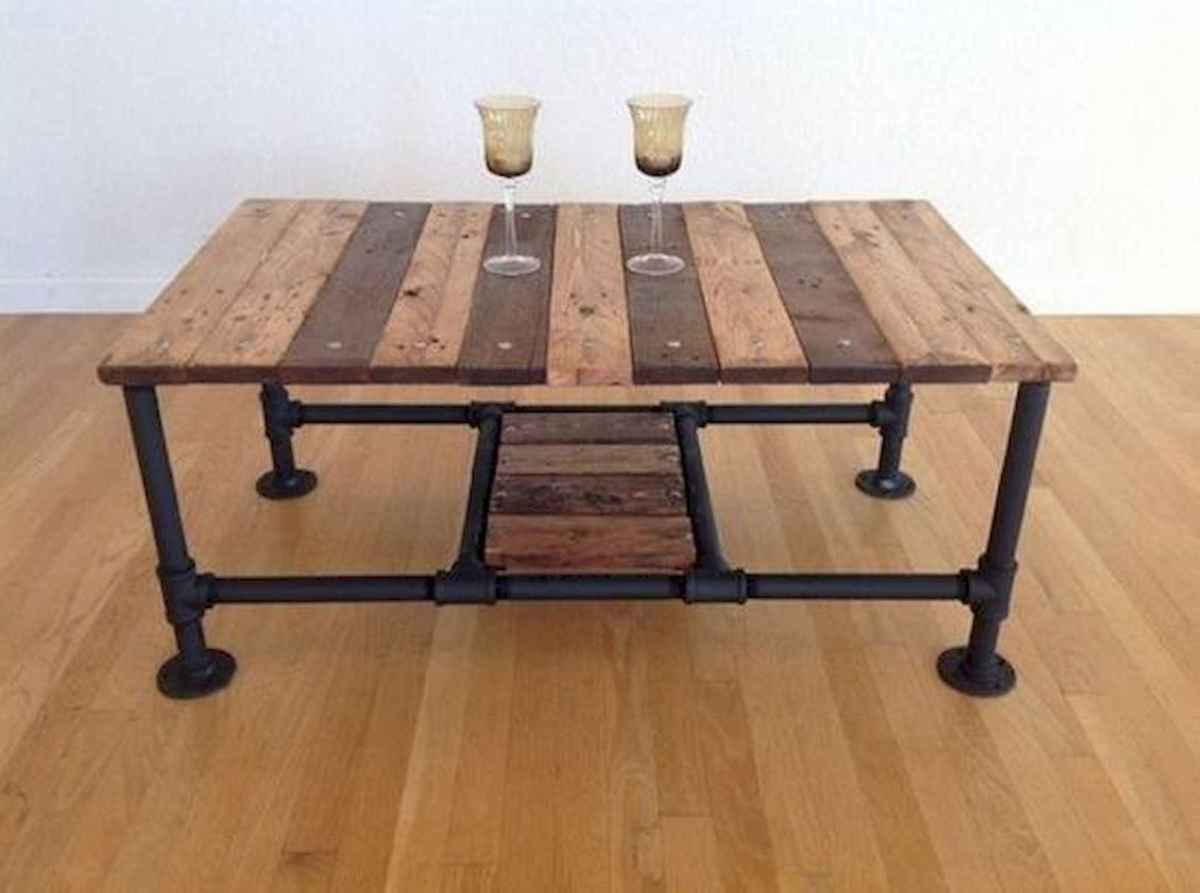 70 Suprising DIY Projects Mini Pallet Coffee Table Design Ideas (27)