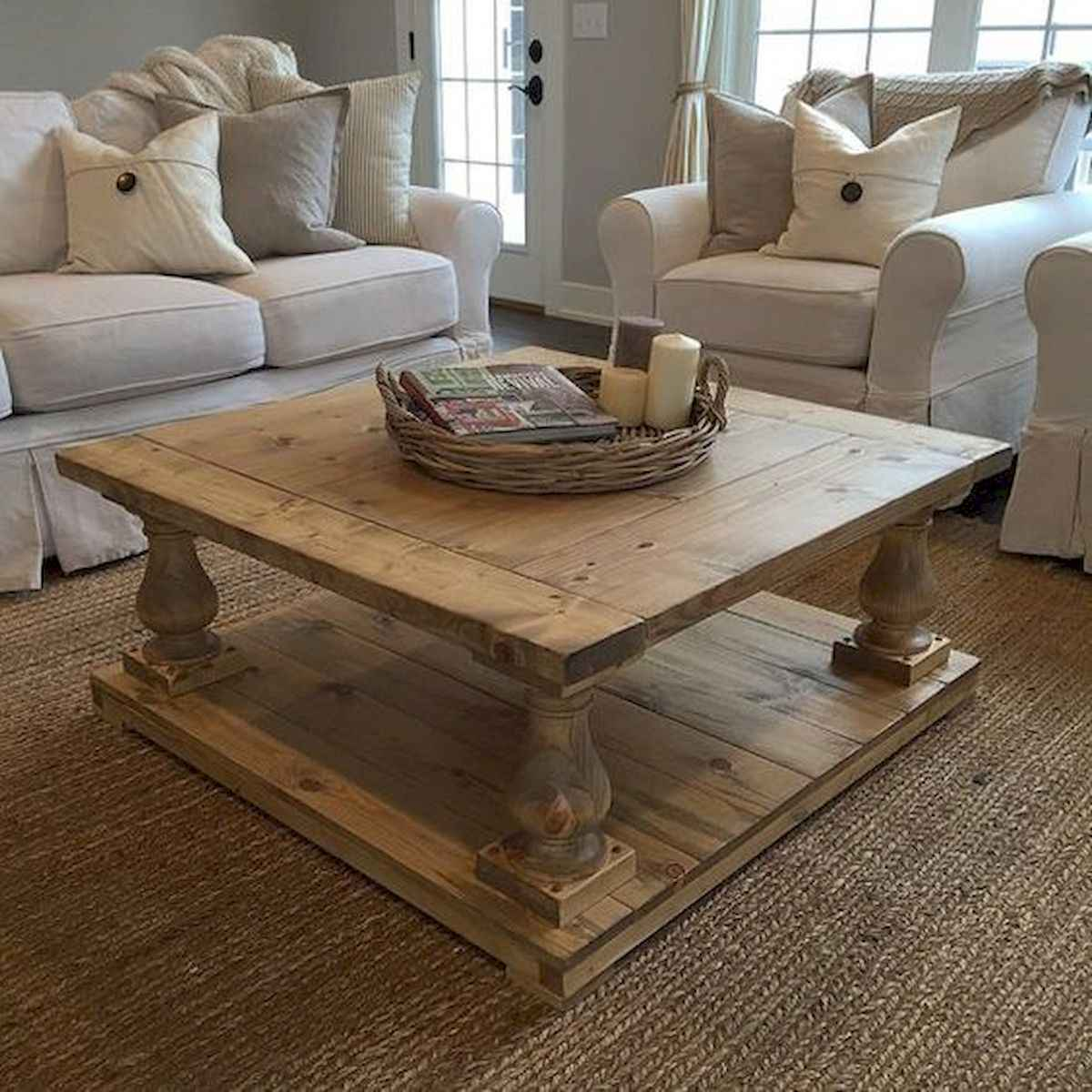 70 Suprising DIY Projects Mini Pallet Coffee Table Design Ideas (28)