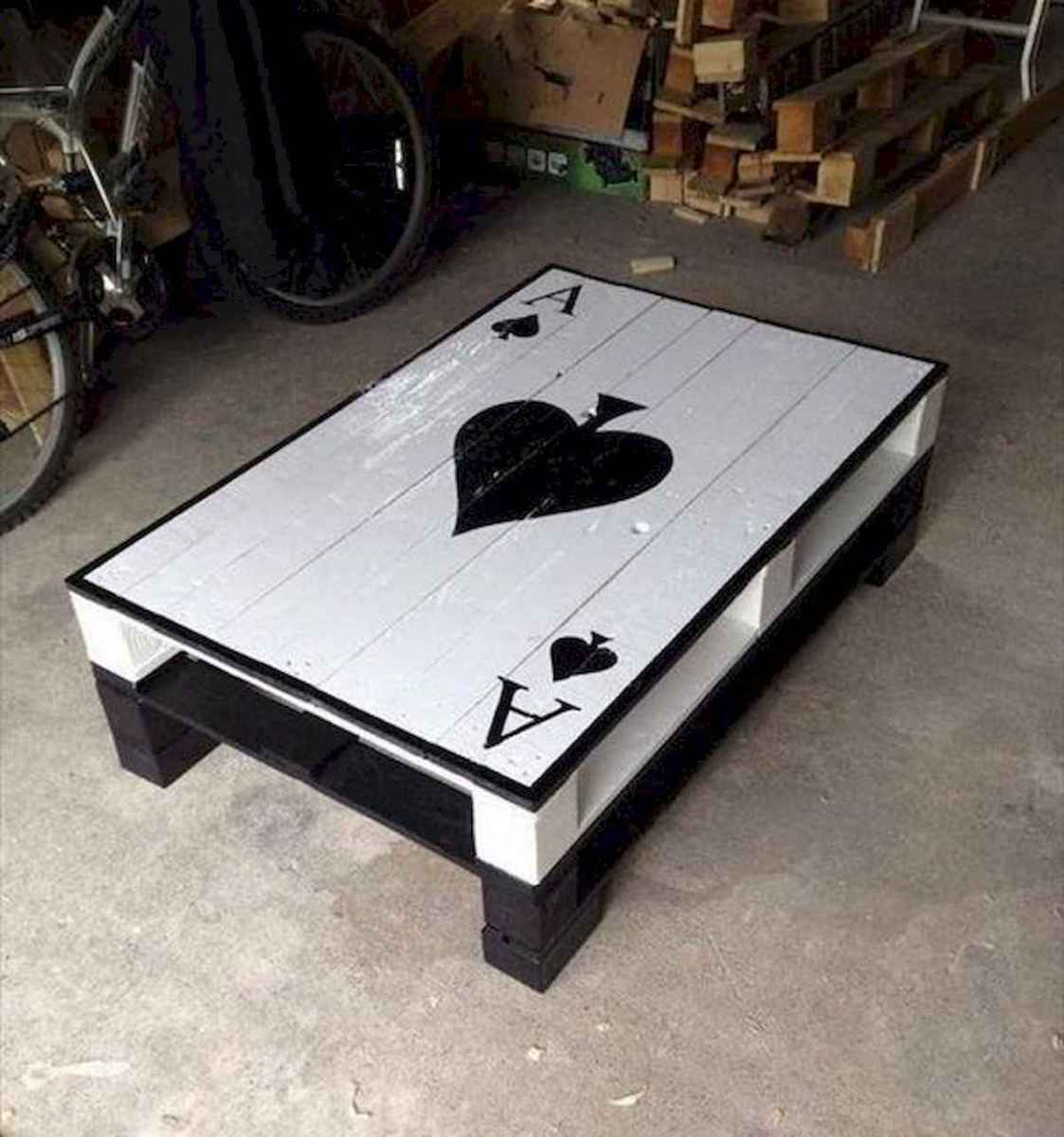 70 Suprising DIY Projects Mini Pallet Coffee Table Design Ideas (3)