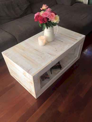 70 Suprising DIY Projects Mini Pallet Coffee Table Design Ideas (34)