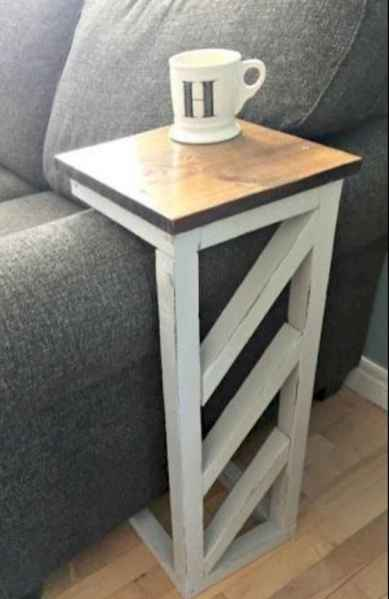 70 Suprising DIY Projects Mini Pallet Coffee Table Design Ideas (55)