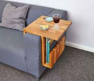 70 Suprising DIY Projects Mini Pallet Coffee Table Design Ideas (62)