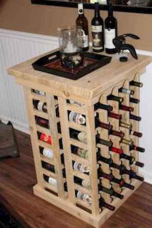 80 Awesome DIY Projects Pallet Racks Design Ideas (15)