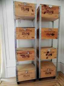 80 Awesome DIY Projects Pallet Racks Design Ideas (53)