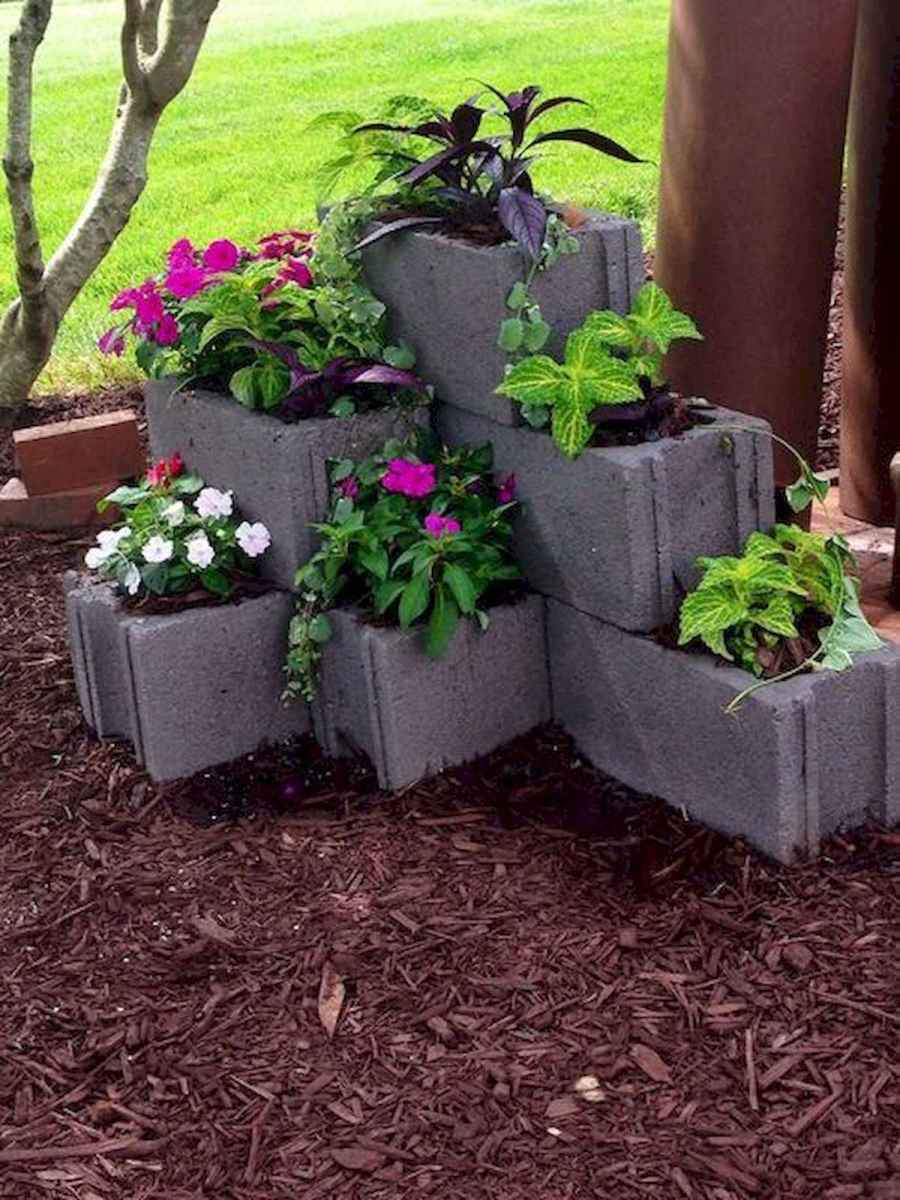 80 Awesome Spring Garden Ideas for Front Yard and Backyard (17)