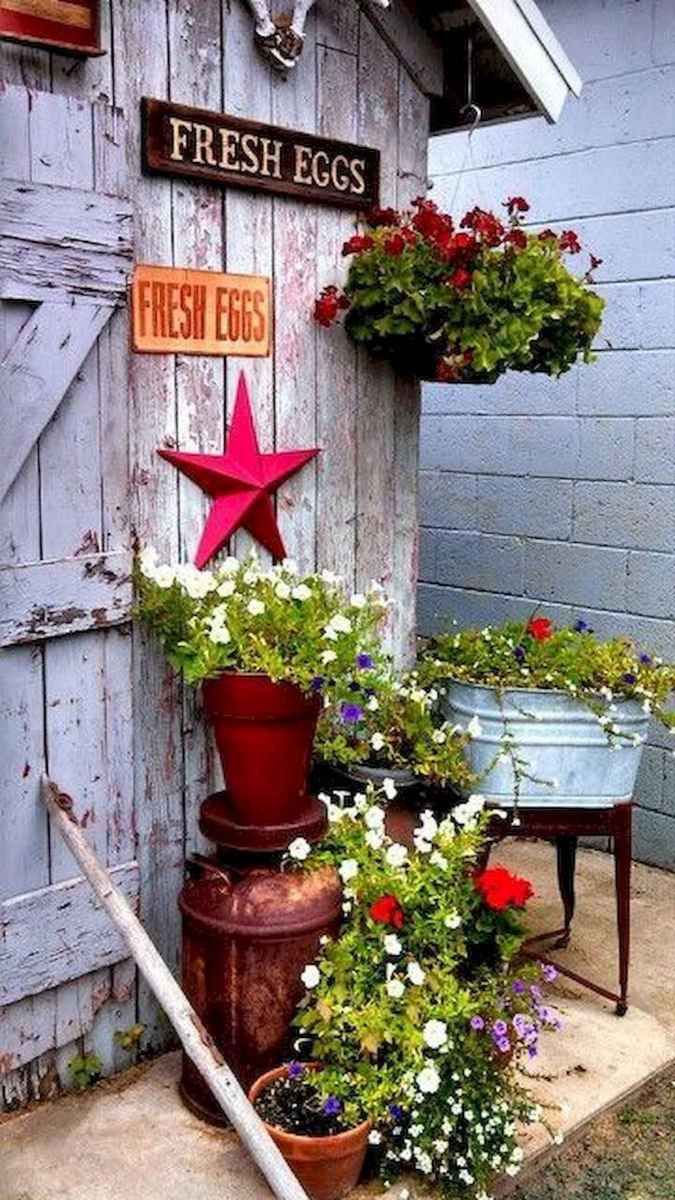 80 Awesome Spring Garden Ideas for Front Yard and Backyard (59)