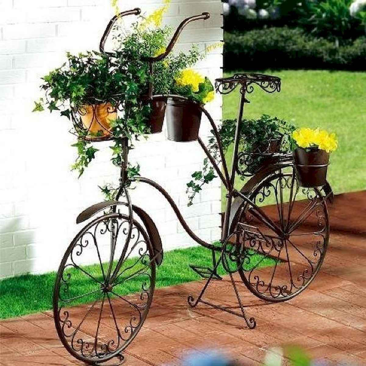 80 Awesome Spring Garden Ideas for Front Yard and Backyard (66)