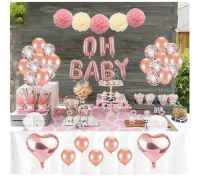 80 Cute Baby Shower Ideas for Girls (39)
