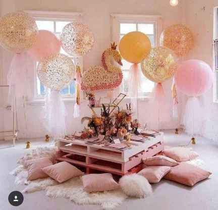 80 Cute Baby Shower Ideas for Girls (72)