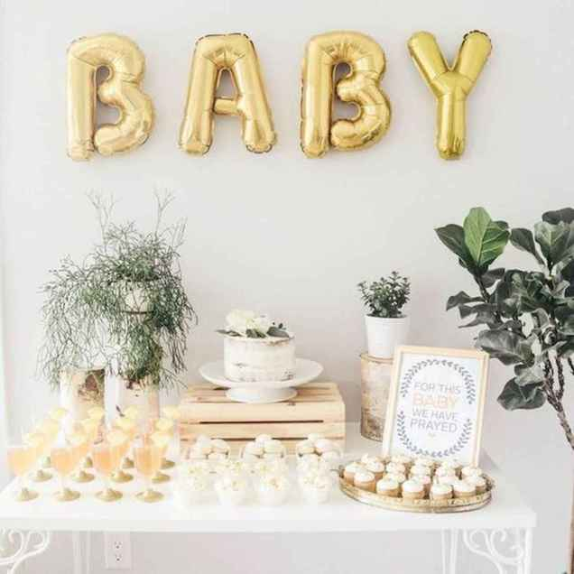 80 Cute Baby Shower Ideas for Girls (83)