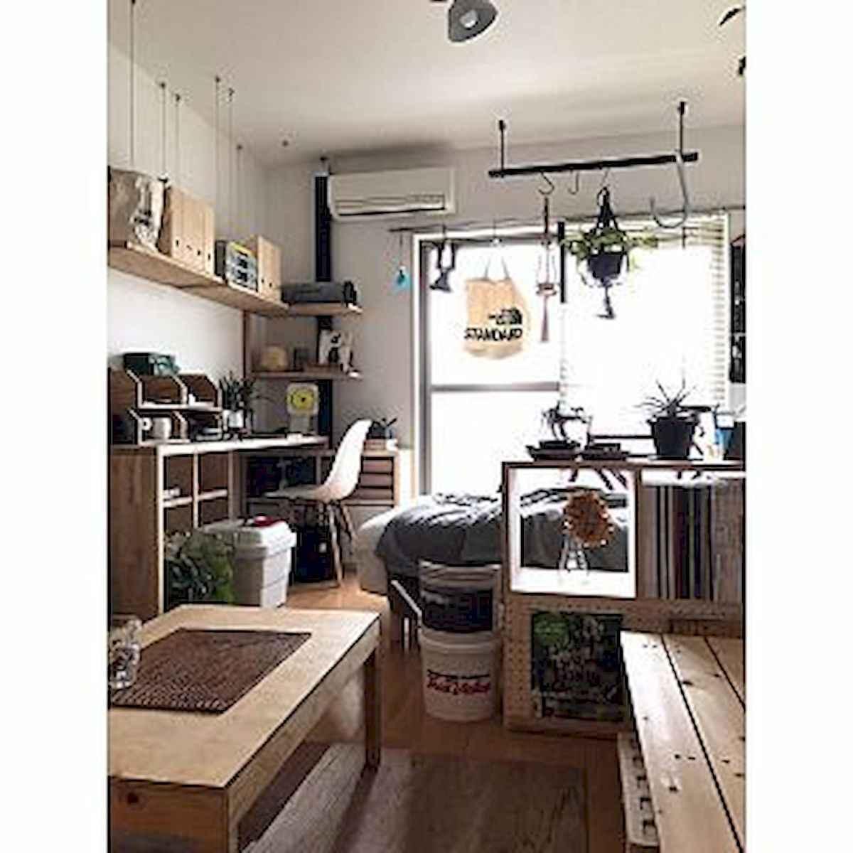 80 Fantastic Small Apartment Bedroom College Design Ideas and Decor (14)