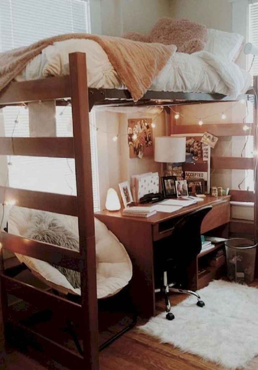 80 Fantastic Small Apartment Bedroom College Design Ideas and Decor (24)