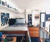 80 Fantastic Small Apartment Bedroom College Design Ideas and Decor (41)