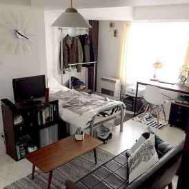 80 Fantastic Small Apartment Bedroom College Design Ideas and Decor (56)