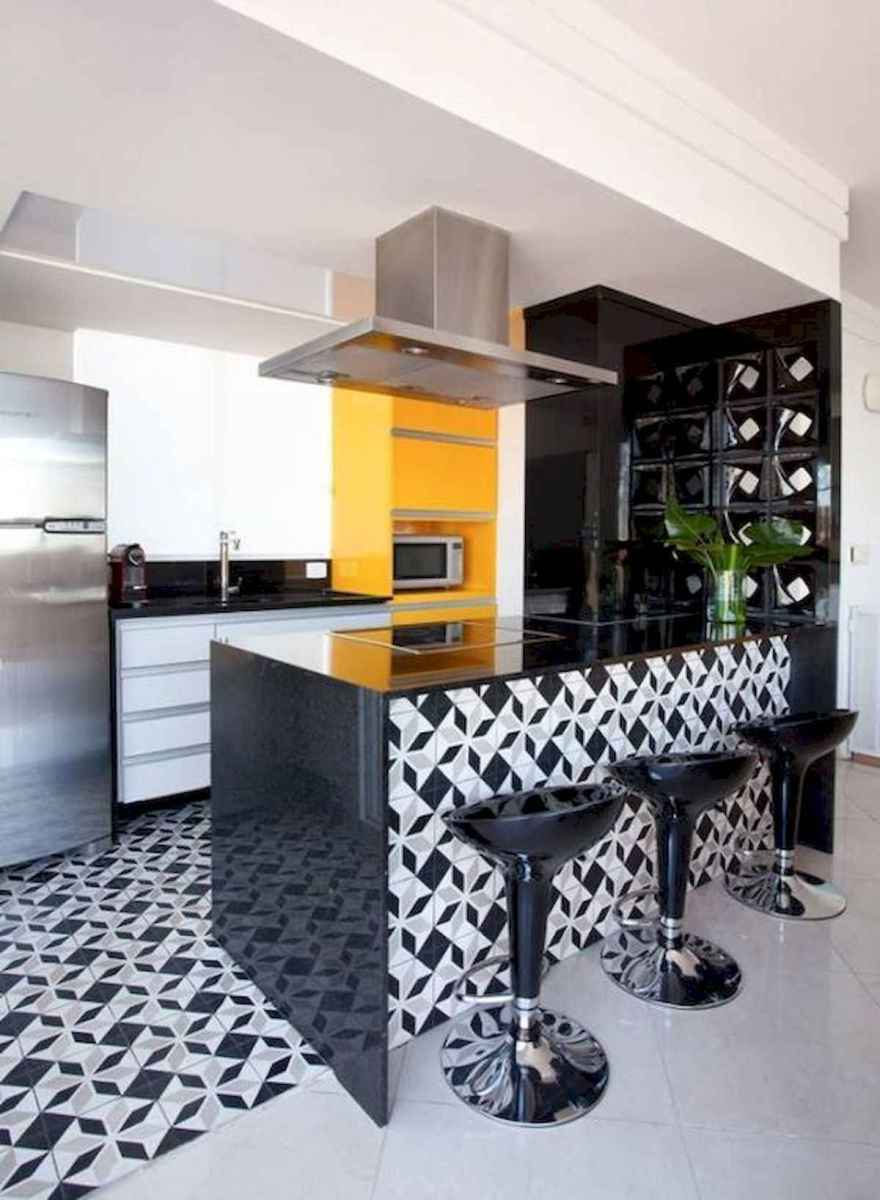 80+ Favorite Colorful Kitchen Decor Ideas And Remodel for Summer Project (25)