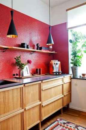 80+ Favorite Colorful Kitchen Decor Ideas And Remodel for Summer Project (61)