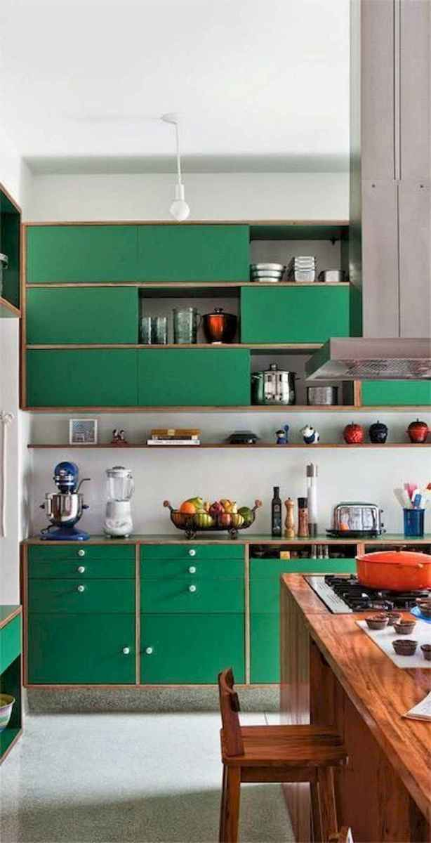 80+ Favorite Colorful Kitchen Decor Ideas And Remodel for Summer Project (68)