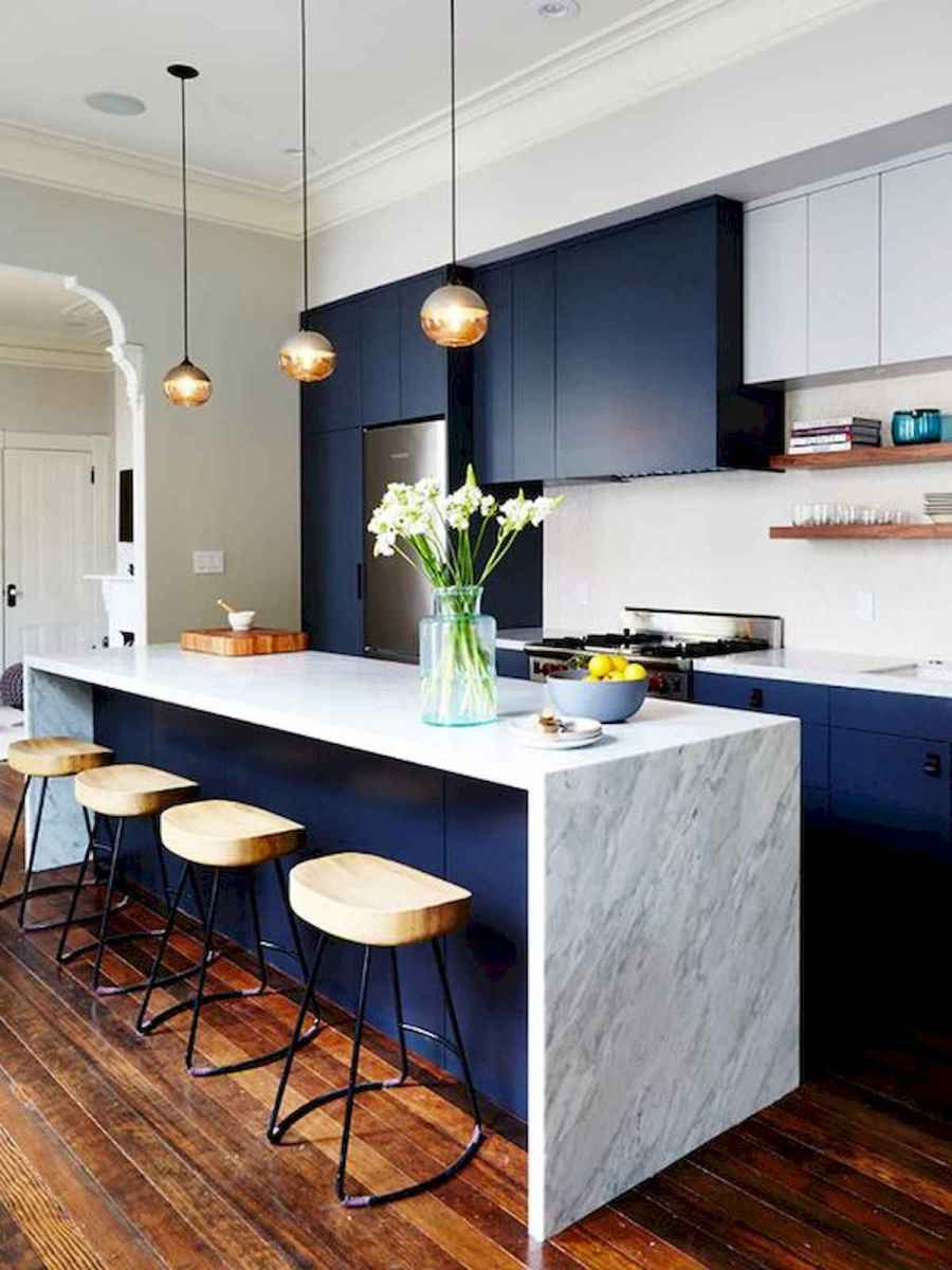 80+ Favorite Colorful Kitchen Decor Ideas And Remodel for Summer Project (74)