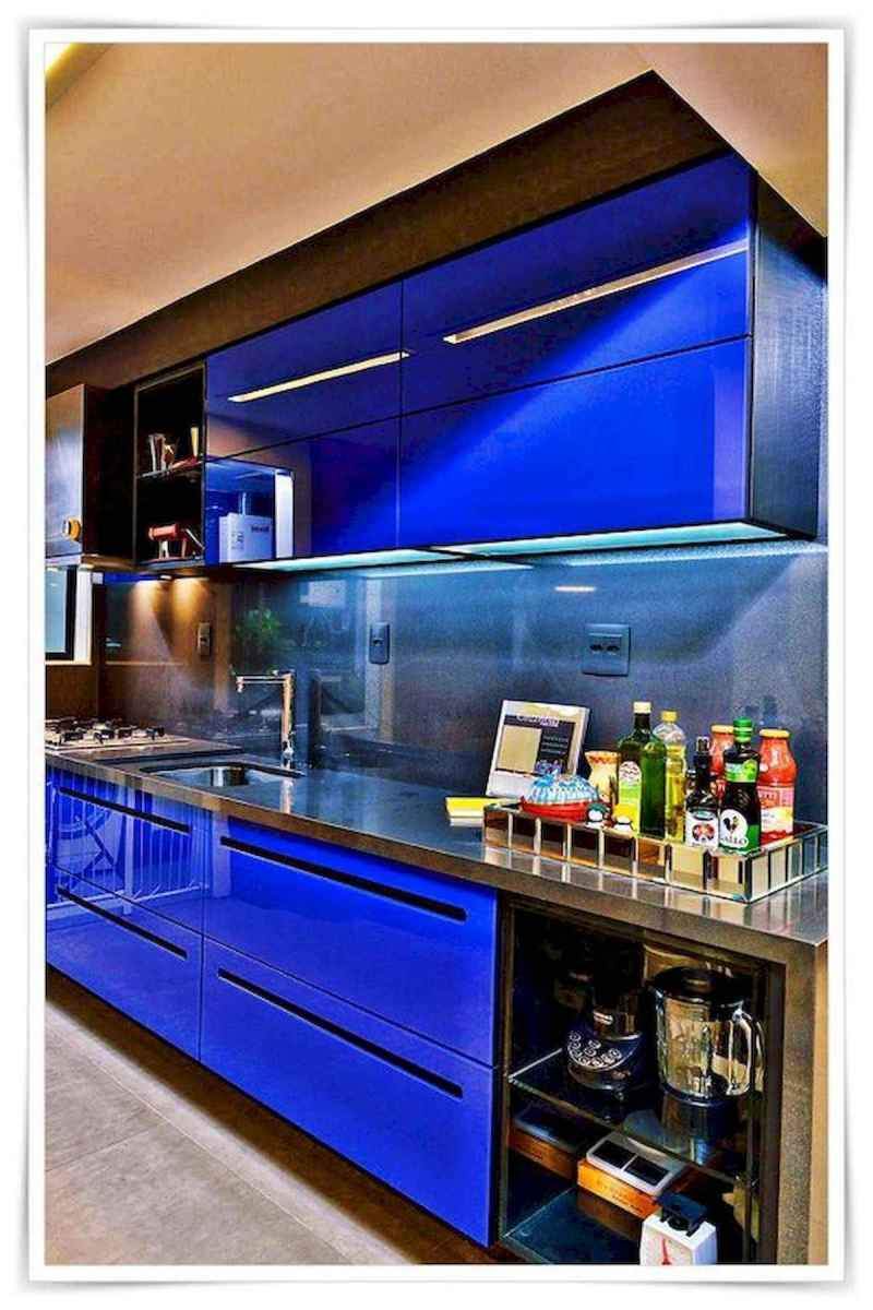 80+ Favorite Colorful Kitchen Decor Ideas And Remodel for Summer Project (81)