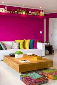 80+ Stunning Colorful Living Room Decor Ideas And Remodel for Summer Project (34)
