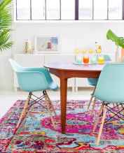90+ Creative Colorful Apartment Decor Ideas And Remodel for Summer Project (30)