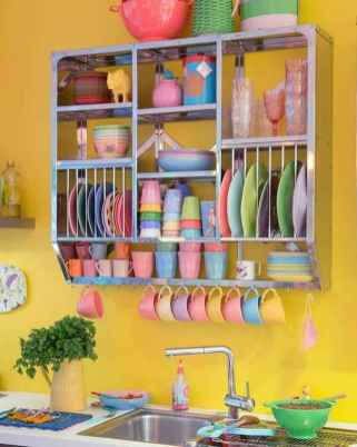 90+ Creative Colorful Apartment Decor Ideas And Remodel for Summer Project (78)