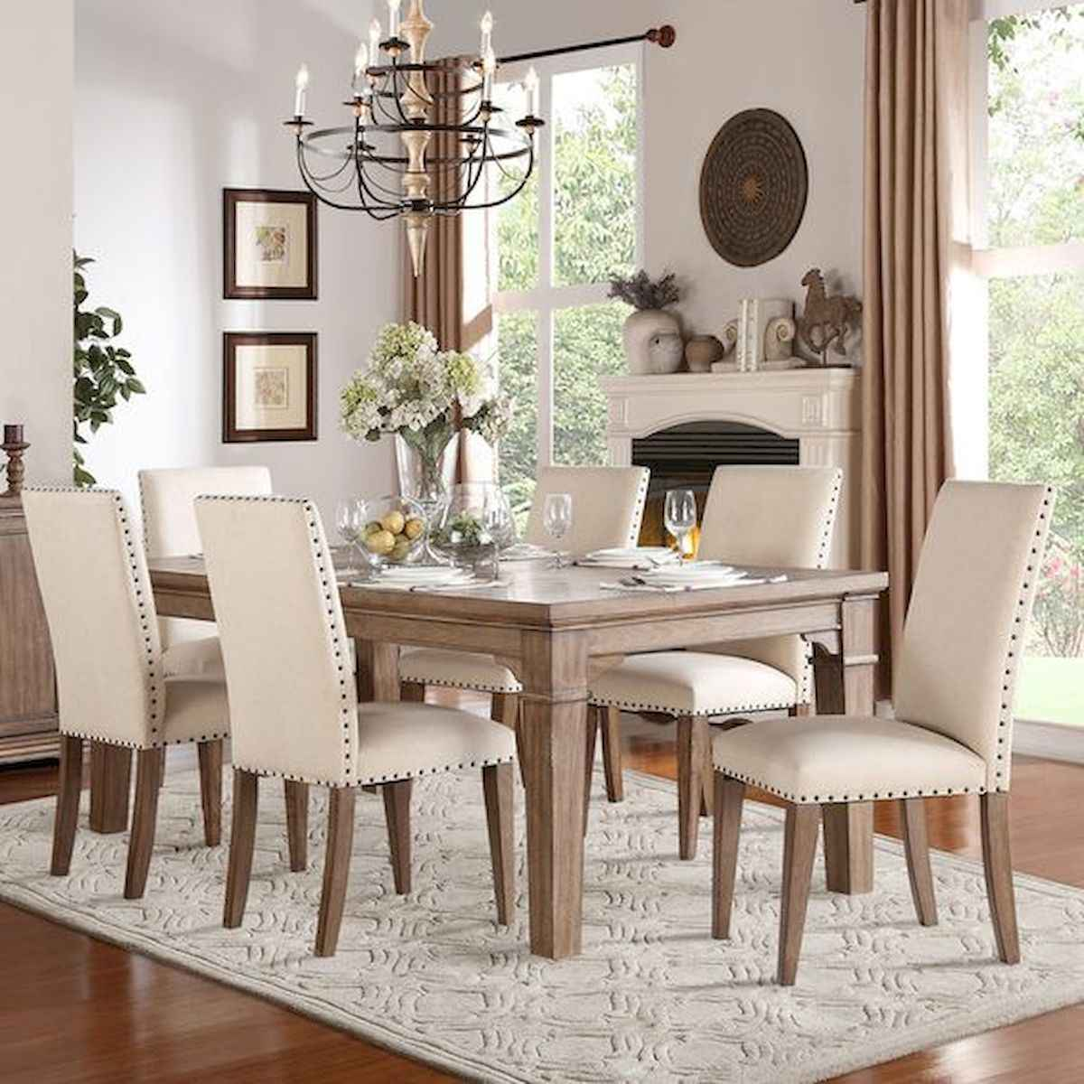 55 Stunning DIY Projects Furniture Tables Dining Rooms Design Ideas (1)