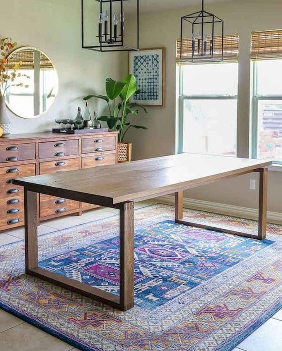 55 Stunning DIY Projects Furniture Tables Dining Rooms Design Ideas (11)