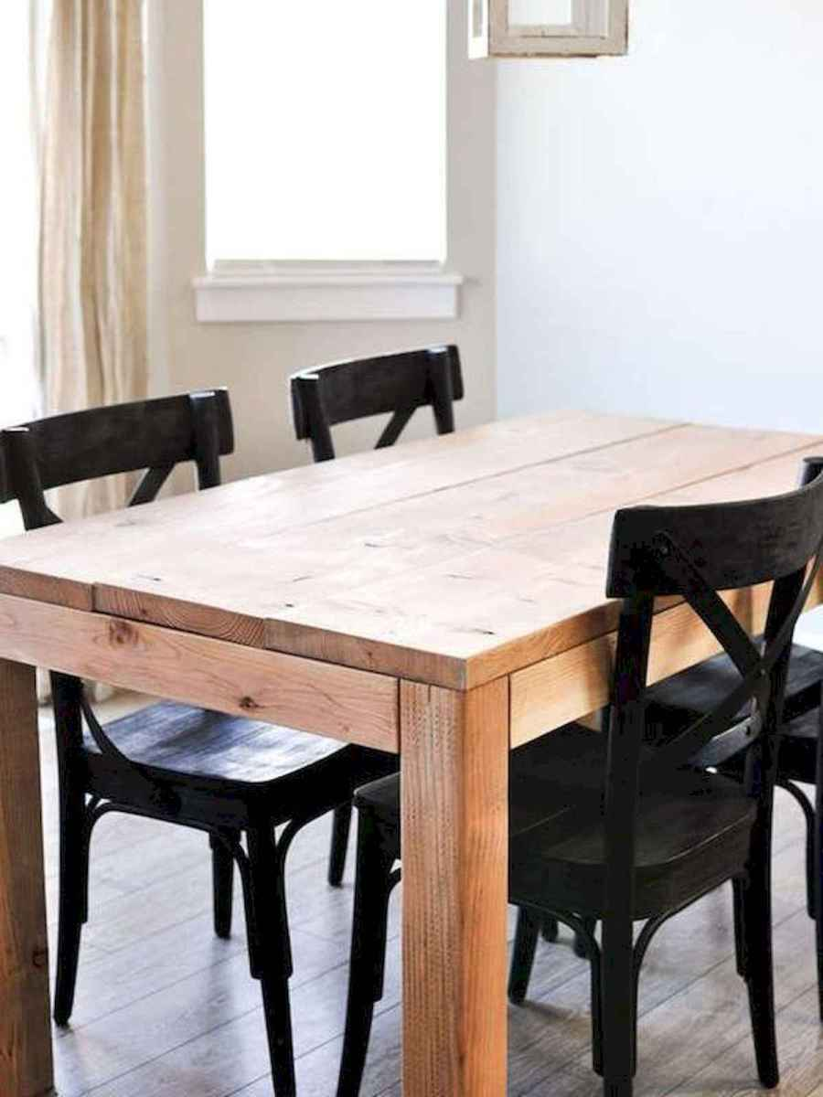55 Stunning DIY Projects Furniture Tables Dining Rooms Design Ideas (19)
