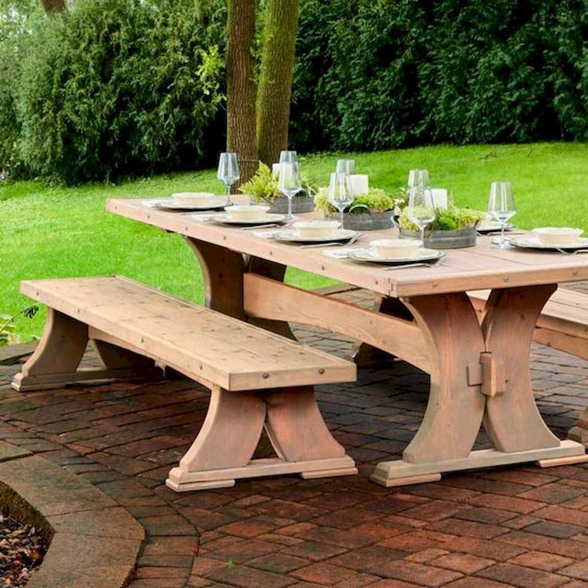 55 Stunning DIY Projects Furniture Tables Dining Rooms Design Ideas (2)
