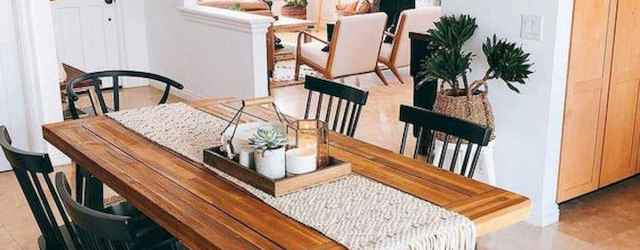 55 Stunning DIY Projects Furniture Tables Dining Rooms Design Ideas (25)