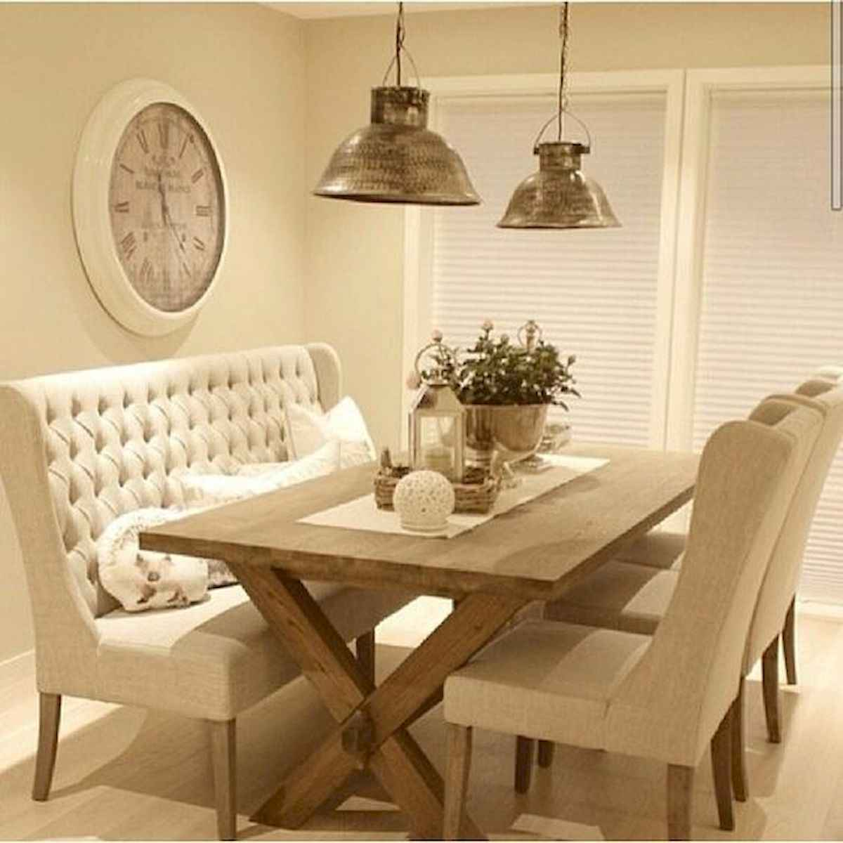 55 Stunning DIY Projects Furniture Tables Dining Rooms Design Ideas (26)