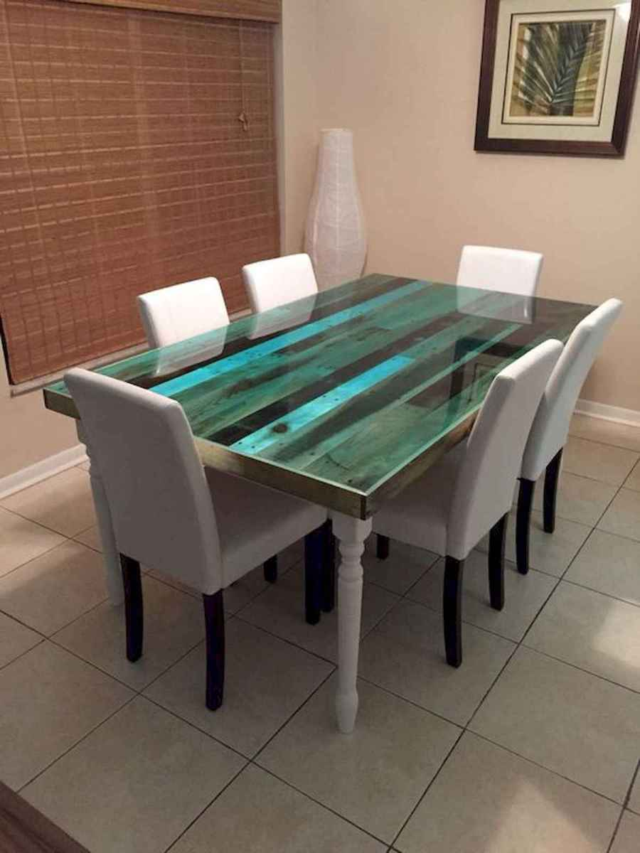 55 Stunning DIY Projects Furniture Tables Dining Rooms Design Ideas (33)