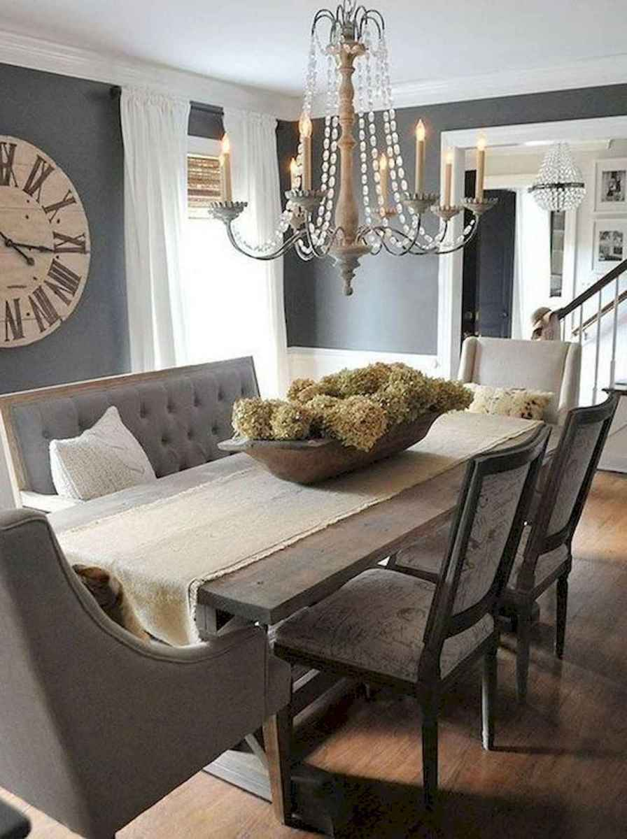 55 Stunning DIY Projects Furniture Tables Dining Rooms Design Ideas (36)