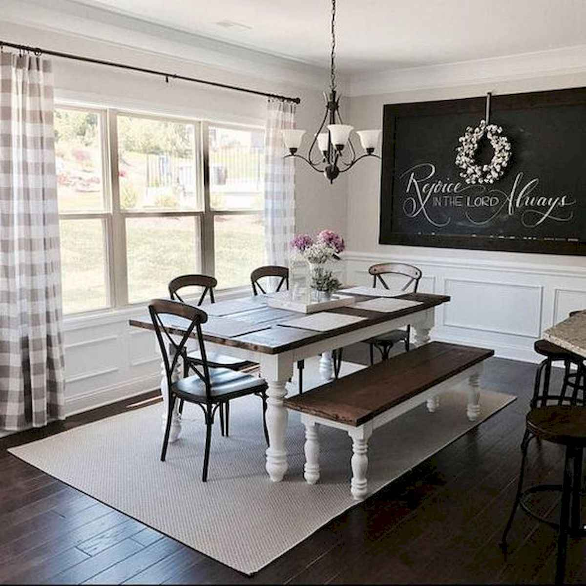 55 Stunning DIY Projects Furniture Tables Dining Rooms Design Ideas (51)