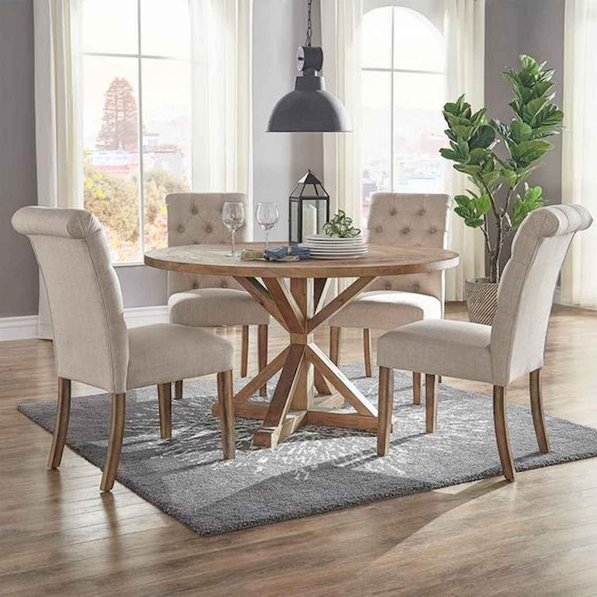 55 Stunning DIY Projects Furniture Tables Dining Rooms Design Ideas (9)