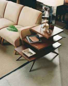 60 Creative DIY Projects Furniture Living Room Table Design Ideas (11)